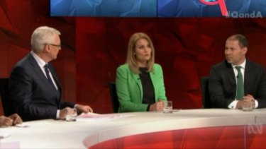 Ms Thorning-Schmidt said Australia's role in the world had been diminished.