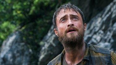 Daniel Radcliffe as Yossi Ghinsberg