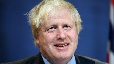 British Foreign Secretary Boris Johnson is amusing but the days when Australia needed Britain are long gone.