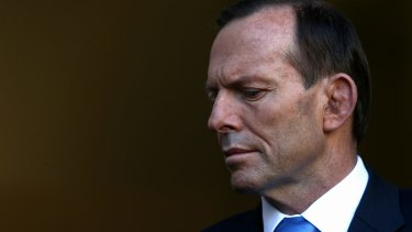 Wants to push the boat back to India because that is what his deterrence policy requires: Prime Minister Tony Abbott.