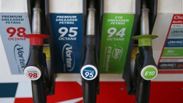 Volatile fuel prices are having a negative impact on consumers' spending habits