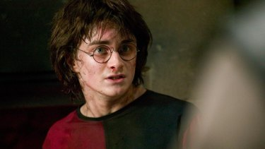 A Florida Highway Patrol trooper on the scene said that a Harry Potter movie was showing on the DVD player.