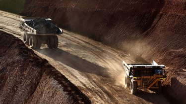 The WA government gambled on the iron ore price remaining high and lost.