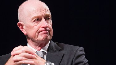 Governor Glenn Stevens told a parliamentary hearing on Friday morning that Australia had managed to survive the mining boom without either a spike in inflation or a sudden slump in economic growth.