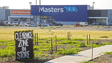 Woolworths may find it needs Masters to fuel growth.