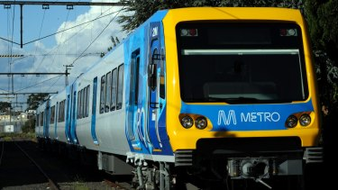 The spring racing carnival is testing Metro's capacity.