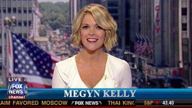 Megyn Kelly.
