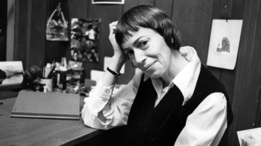 A passage from a favourite book by Ursula K. Le Guin, pictured in 1972, reminds me of writing.