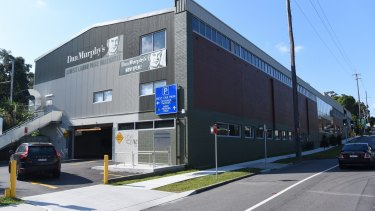 The removal of the Dan Murphy's store on Darley Road at Leichhardt will be costly for the taxpayer.