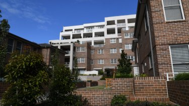 Life-threatening fire safety deficiencies were found in the Northpoint Rise apartment complex.