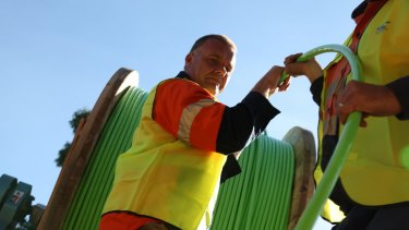 NBN Co will pay Telstra about $1 billion a year to use its infrastructure until at least 2046.