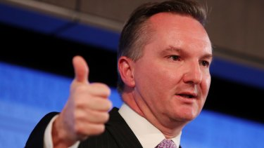 Shadow treasurer Chris Bowen's comments signal a shift in Labor thinking.