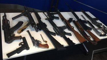 A new illicit firearms squad will track the history of illegal guns.