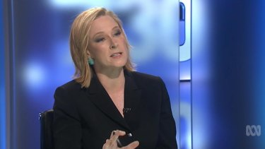 Leigh Sales asked Malcolm Turnbull why the major political parties didn't co-operate on other issues.