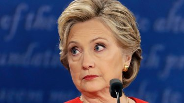 Hillary Clinton has been the target of a hacking and misinformation campaign.