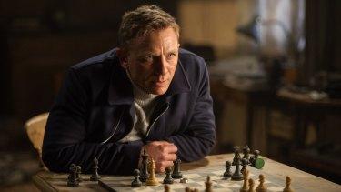 Daniel Craig stars as James Bond in <i>Spectre</i>.