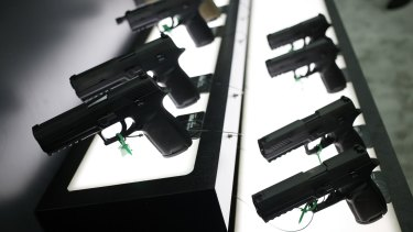 Gun imports are alive and well in Australia.