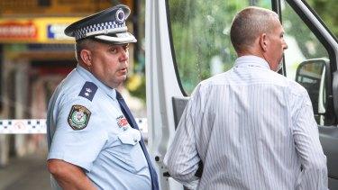 Inspector Brad Thorne said the gunman was last seen on foot on Restwell Street, Bankstown.