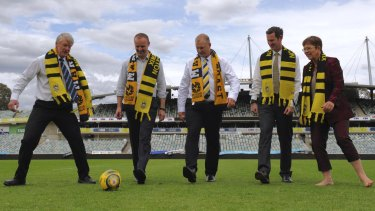 A crowd of at least 10,000 will be needed for the Central Coast-Wellington clash for A-League to become a permanent fixture in Canberra.