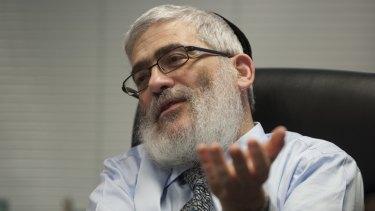 Joseph Gutnick declared himself bankrupt in July.