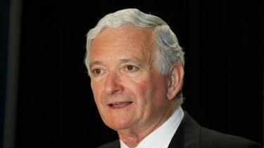 Abhorred: Former NSW premier Nick Greiner.