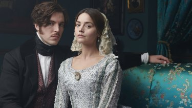 <i>Victoria</i> hasn't managed to generate the same zeitgeisty buzz as <i>The Crown</i>.