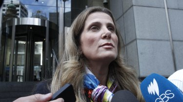 Kathy Jackson: In a short space of time, everything has unravelled.