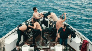 <i>Chevalier</i> screens at ACMI and as part of the 2016 Greek Film Festival.