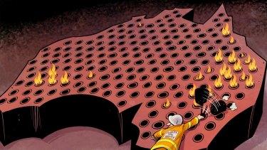 Illustration: Pat Campbell