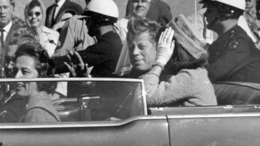 November 22, 1963, the fateful day President John F. Kennedy was assassinated.