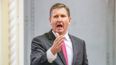 Lawrence Springborg, who played a leading role in creating the Liberal National Party merger, has announced he will not contest the next state election.
