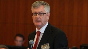 Martin Parkinson: Australia's new top public servant will be paid $861,000.