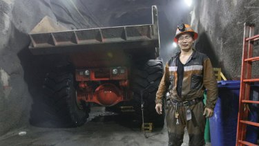 Rio Tinto's Oyu Tolgoi mine is one of the world's richest copper deposits.