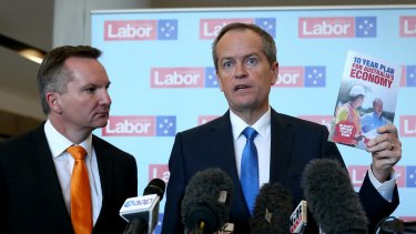 Labor's narrative is exposed to attack over deeper budget deficits in the next four years.