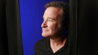 Robin Williams, pictured in 2009.
