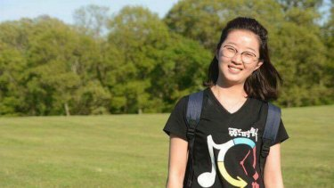 Yingying Zhang was a visiting University of Illinois scholar from China who authorities believe is dead.