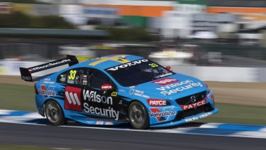 Scott McLaughlin has put Volvo cars on the winner's podium occasionally in the V8 Supercars and while sales have risen for Volvo in Australia to $245 million in 2015, profits went into reverse.