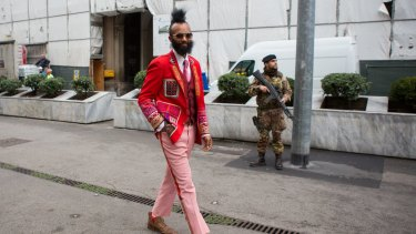 """Fantastic Negrito: """"I wanted to contribute something."""""""