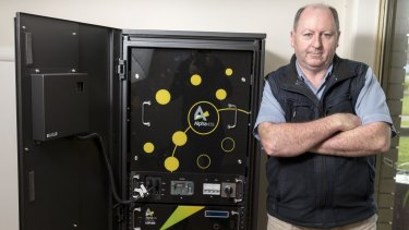 Ian Smith was looking for a way to cut his power costs.