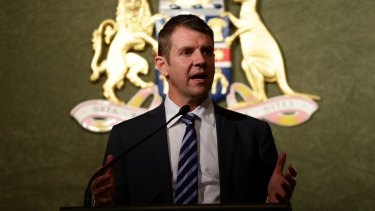 """""""Comments like these only serve to drive women away from Parliament"""": Mike Baird."""
