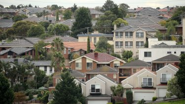 Asking rents increased in the Blue Mountains, Central Coast and Western Sydney because of housing affordability, according to experts.