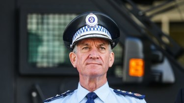 NSW Police Commissioner Andrew Scipione indicated through a police lawyer he was still prepared to give evidence at the Lindt cafe siege inquest.