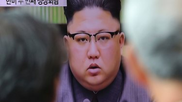 North Korean leader Kim Jong-un has shown in his comments that he is just as bolshie as US President Donald Trump.