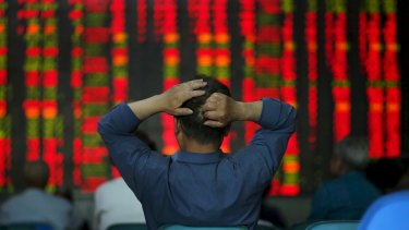 The declines have turned China's stock market from the world's best performer to the worst.