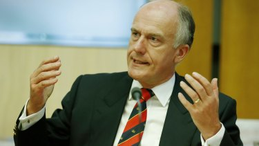 Senator Abetz was upset about the idea of public money being wasted on a Mardi Gras float.