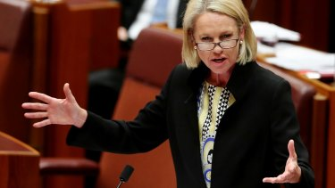 Nationals deputy leader Fiona Nash said that up until the 2013 election, Labor awarded $141 million to its own seats, while handing $30 million to Coalition seats.