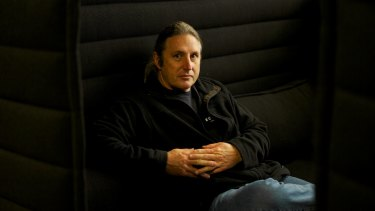 An austere, beautiful and compelling novel: Author Tim Winton.