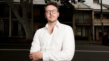 """""""I think we need to increase housing supply by reforming the planning system,"""" says Joss Engebretsen, 29."""