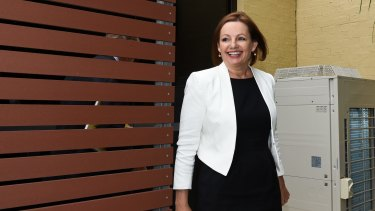 Nigerian-born Sussan Ley held British citizenship.