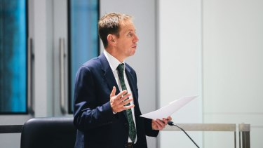 ACT Greens leader Shane Rattenbury said the evidence supporting the Canberra Liberals allegations of corruption was scant.